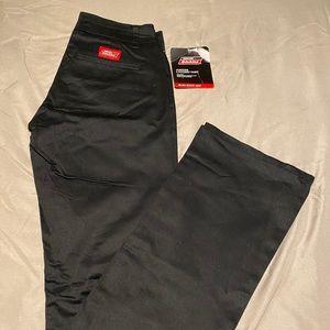 Dickies - Slim Boot Cut - High Rise - Size: 0
